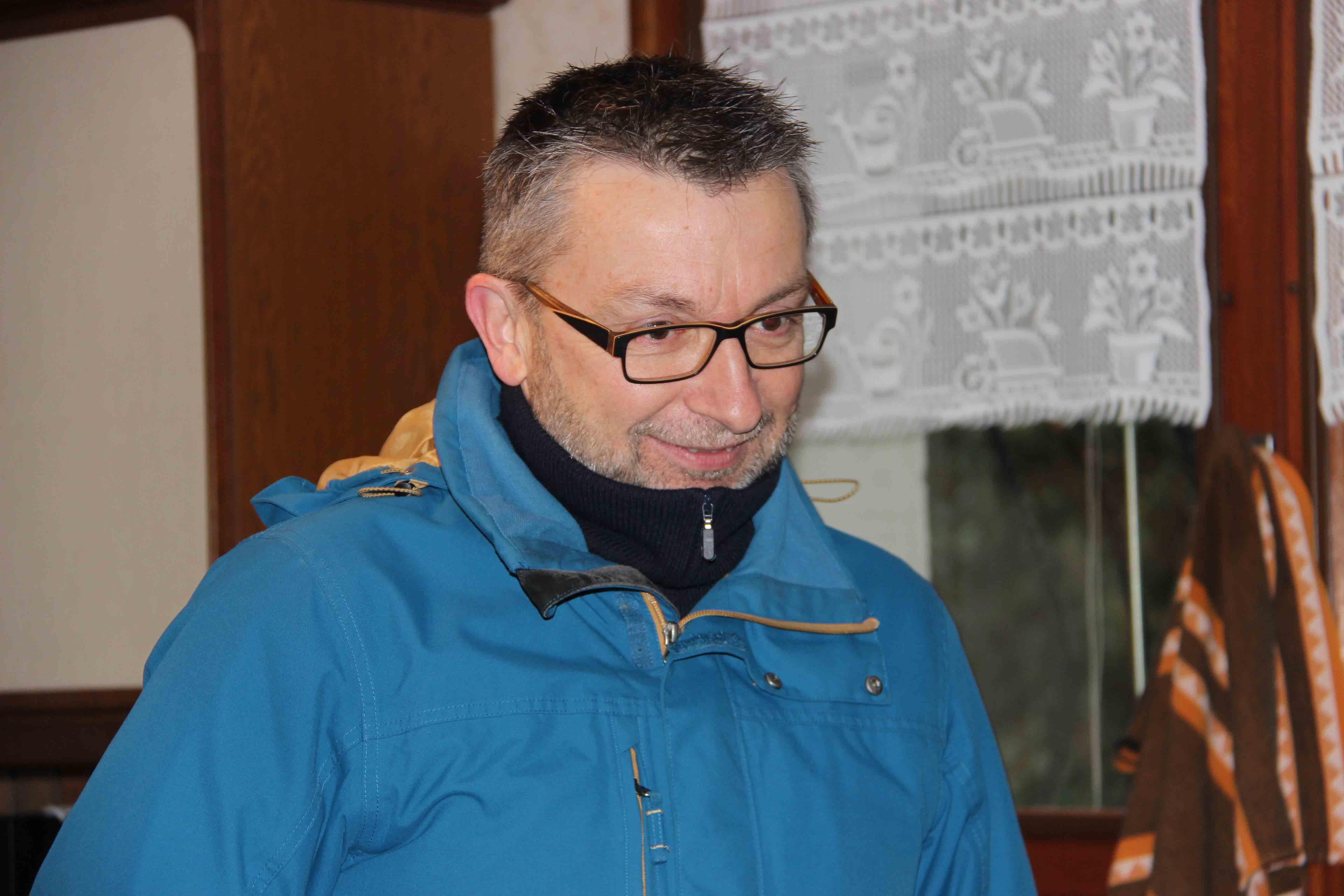 Philippe Tourret : coup de projecteur sur le porteur de l'ombre