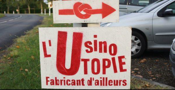 L'UsinoTOPIE : 3 spectacles de sortie de résidence en mai