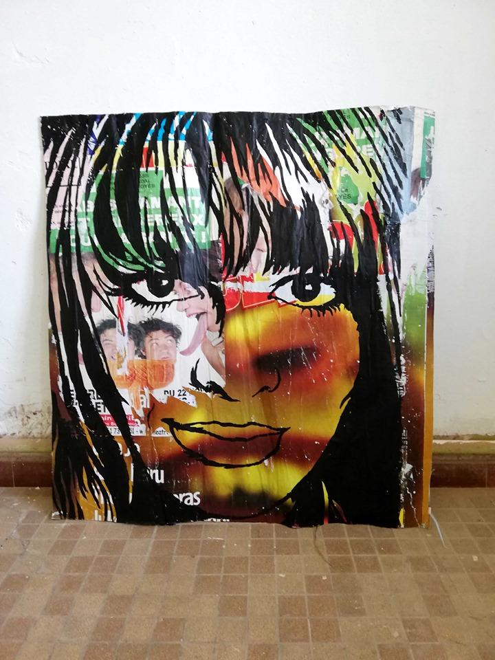 Vous êtes partant pour qu'une œuvre d'art soit affichée sur le mur de votre maison? L'artiste Mathieu Renault cherche des volontaires!