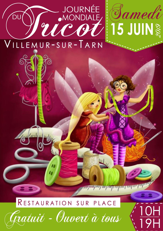 Samedi 15 juin : le programme des activités à Villemur !