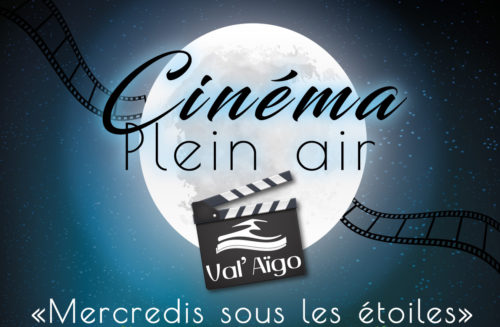 «Mercredis sous les étoiles» : cinéma plein-air gratuit tout l'été à Val'Aïgo