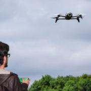 Initiation gratuite au pilotage de drones : rendez-vous aux Journées du Patrimoine !