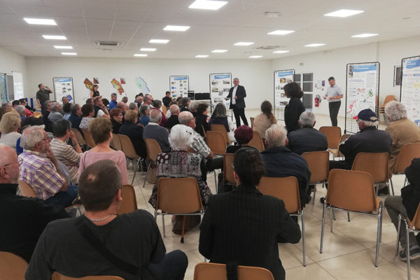 PPRI : retour sur la réunion publique du 14 octobre