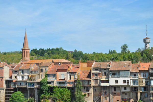 NOUVEAU: jusqu'à 6000€ de subvention de la commune pour rénover votre façade le long du Tarn