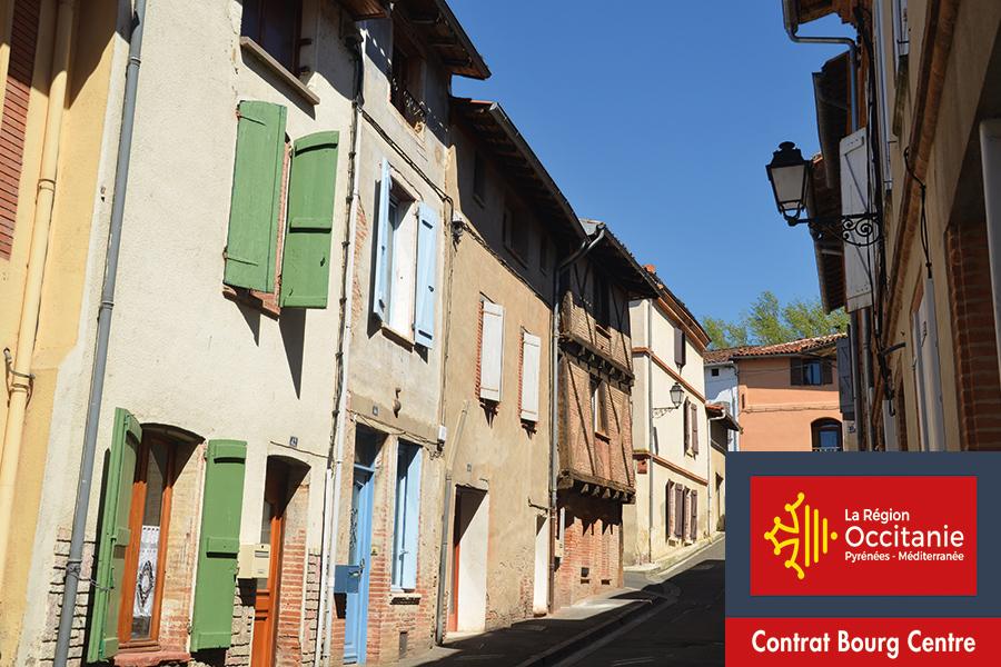 Bourg Centre : signature du contrat avec la Région mardi 26 novembre