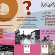 RAPPEL – PPRI : donnez votre avis sur les cartes d'aléa inondation jusqu'au 21 décembre 2019
