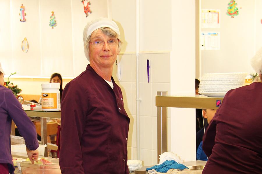 Dominique Montariol : la chef cuisinière de vos enfants !