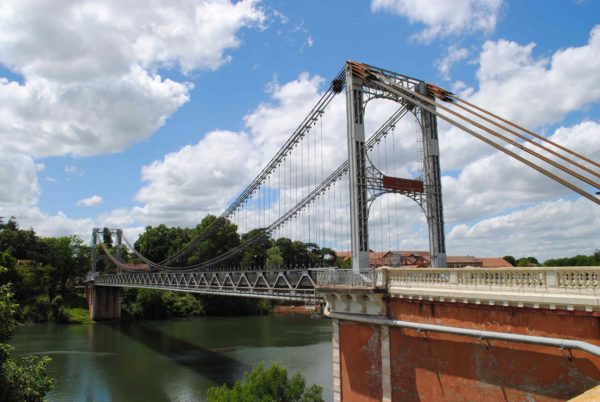 Pont suspendu: nouvelles règles de circulation à partir du 23 décembre