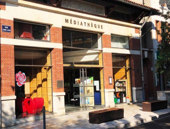 NOUVEAU : ouverture de la médiathèque en continu le mercredi à partir de janvier 2020