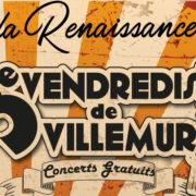 3e vendredi : BERZINC en concert le 17 janvier à La Renaissance