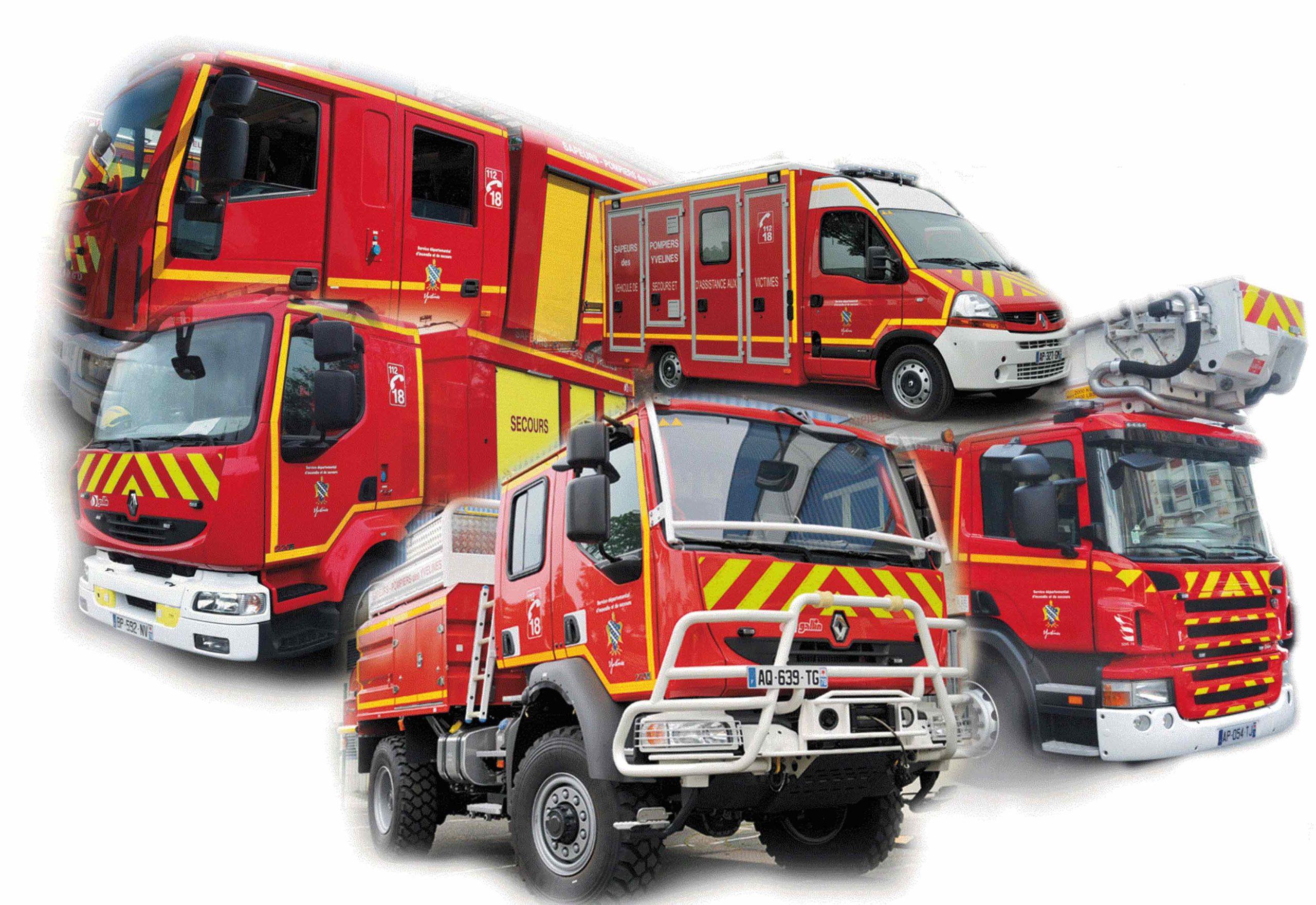 Manœuvres d'entraînement des pompiers vendredi 28/02 et dimanche 01/03
