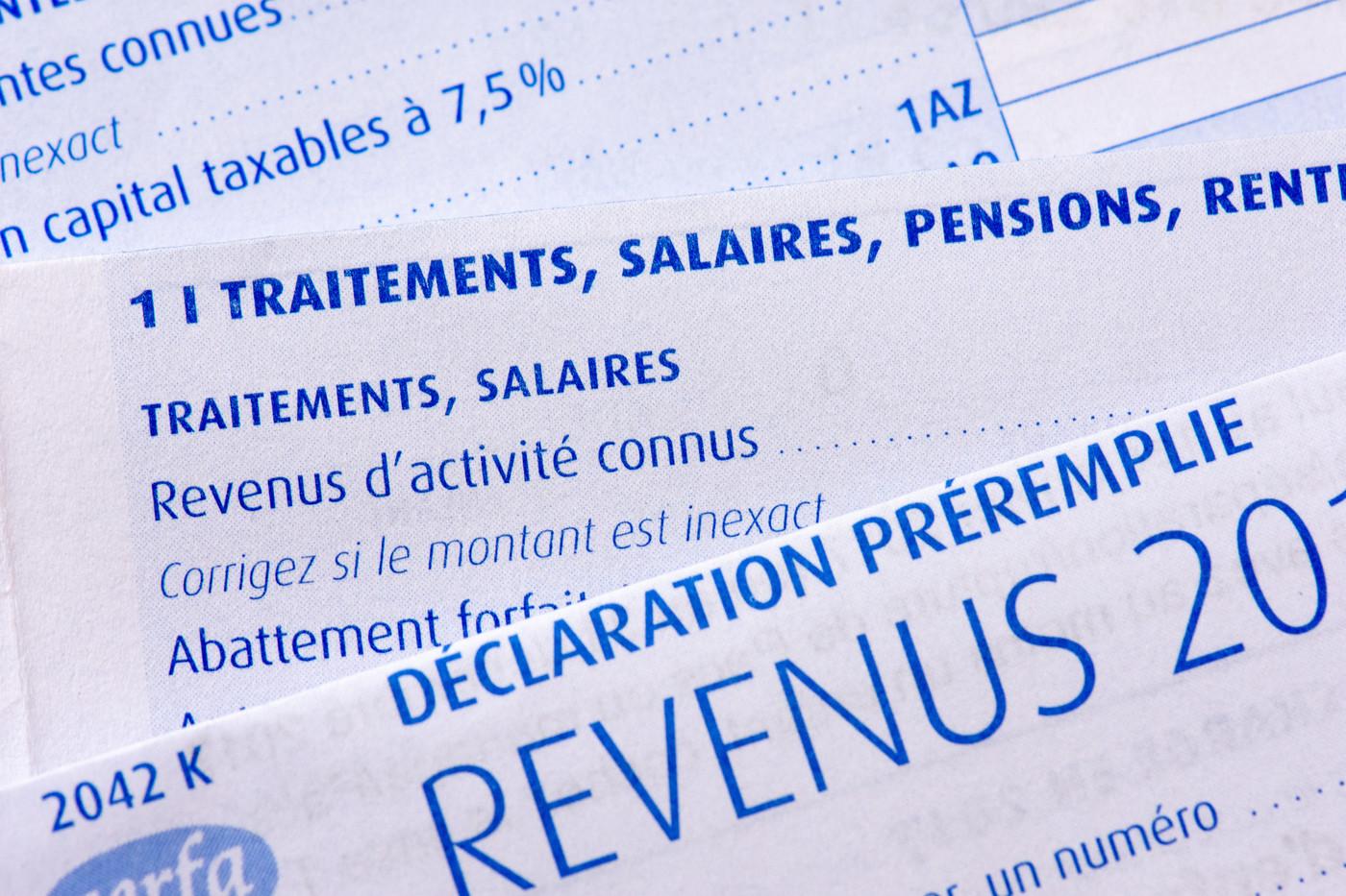RAPPEL : vous avez jusqu'au 8 juin pour déclarer vos revenus en ligne