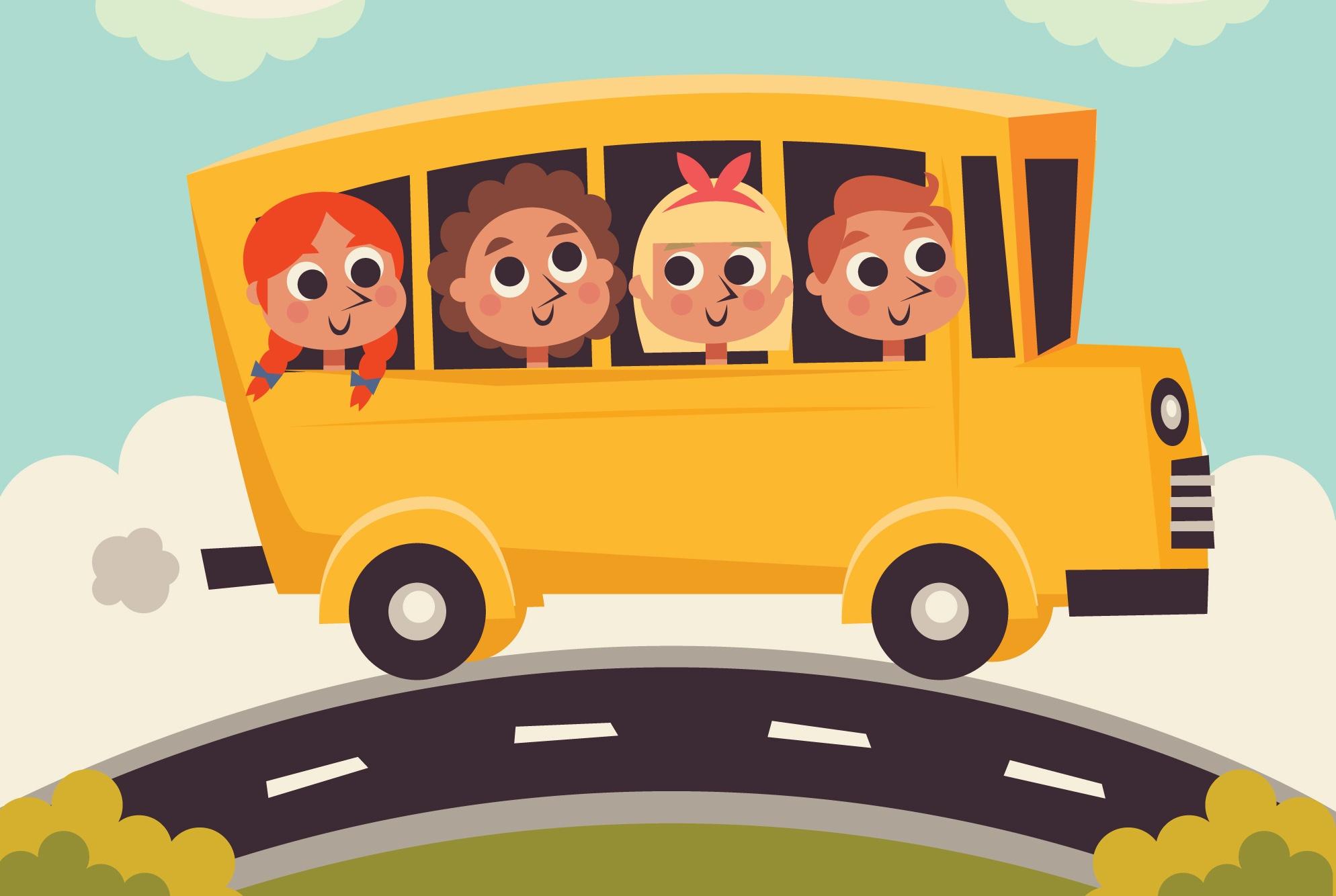 COVID-19 : modalités transports scolaires à partir du 14 mai