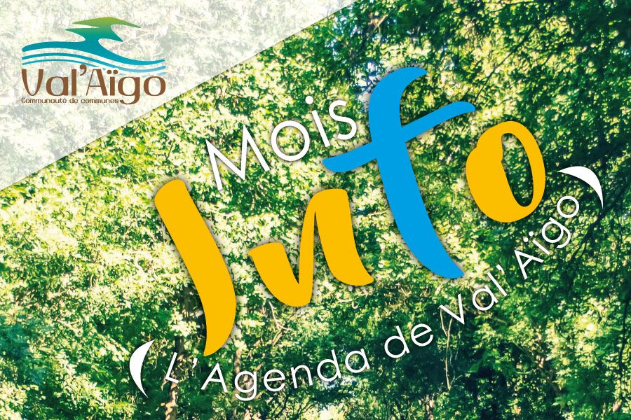 Le MOIS INFO Val'Aïgo de septembre 2020 est disponible