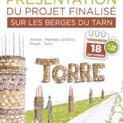 RENDEZ-VOUS Présentation projet «TORRE» de Mathilde Leveau