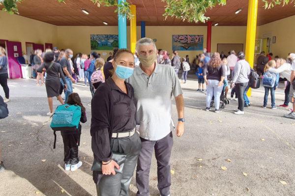Les élus font la rentrée des écoles élémentaires à Villemur