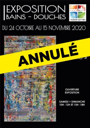 [ ANNULÉ ] – PAINTAGRAMS – Daniele ROBBIANI s'expose aux Bains-Douches,  du 24/10 au 15/11/2020.