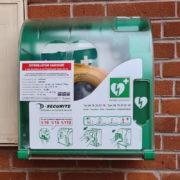 Défibrillateurs en service sur la commune