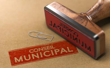 Conseil Municipal le lundi 1er mars à la Salle polyvalente de  Bernadou