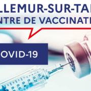 Présentation vidéo du centre de vaccination COVID-19