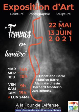 EXPOSITION : Femmes en lumière !