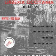 EXPOSITION URBEXIA OCCITANIA | JUSQU'AU 10 OCTOBRE