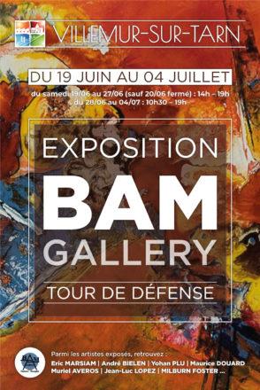 EXPOSITION : BAM Gallery – Tour de Défense